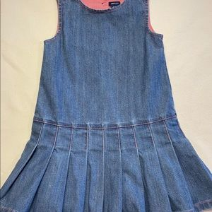 Size 3T Baby Gap denim dress